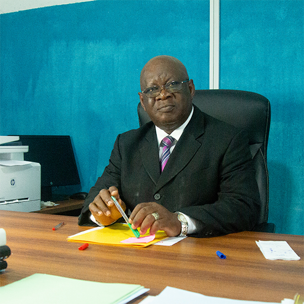 prof. Fonkeng Epah George