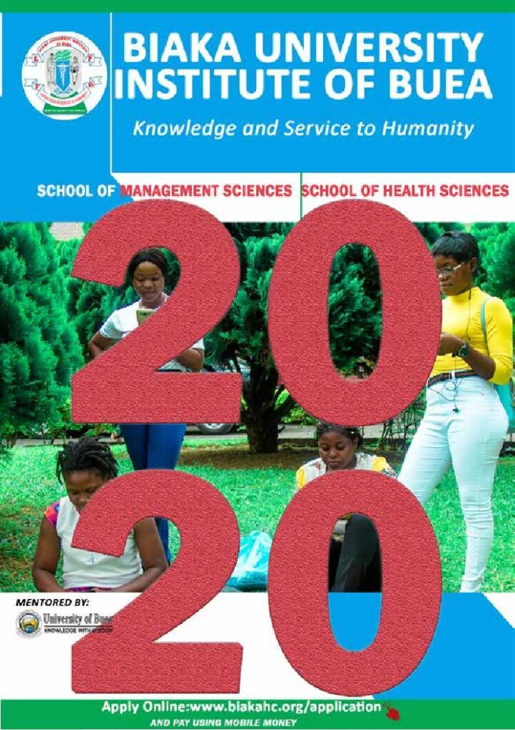 Download BUIB 2020 Amdssion Manual